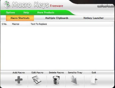 Macro Keys Ekran Görüntüleri - 5