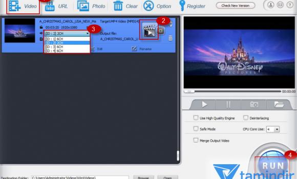 MacX HD Video Converter Pro Ekran Görüntüleri - 1