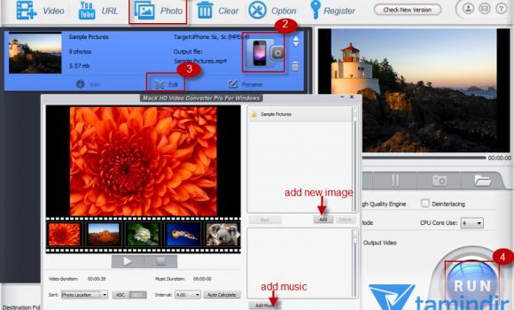 MacX HD Video Converter Pro Ekran Görüntüleri - 2