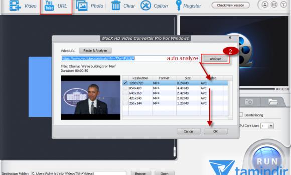 MacX HD Video Converter Pro Ekran Görüntüleri - 4