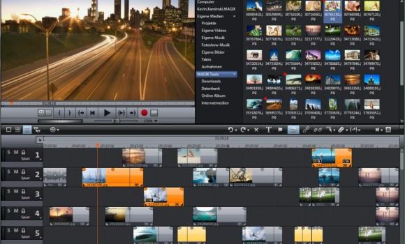 MAGIX Video deluxe MX Plus Ekran Görüntüleri - 2