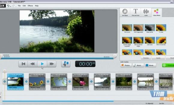 MAGIX Video easy 3 HD Ekran Görüntüleri - 1
