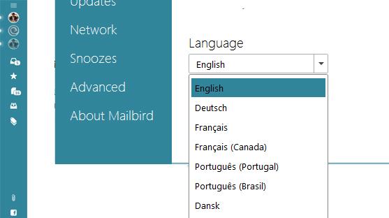 Mailbird Ekran Görüntüleri - 5