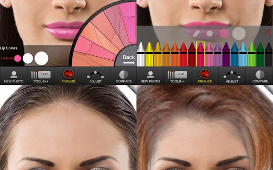 Makeup Ekran Görüntüleri - 1