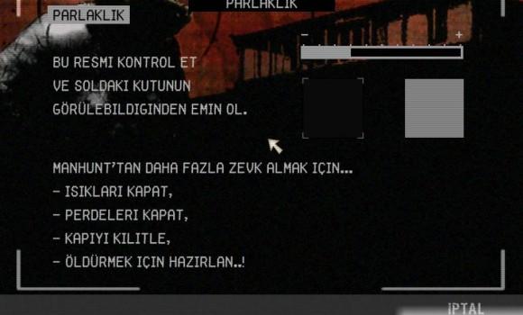 Manhunt Türkçe Yama Ekran Görüntüleri - 4