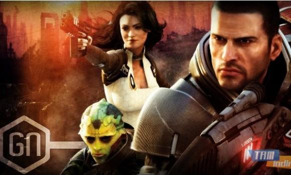 Mass Effect Duvar Kağıtları Ekran Görüntüleri - 5