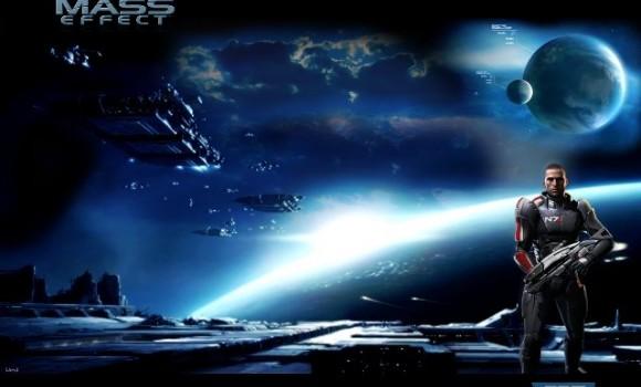 Mass Effect Duvar Kağıtları Ekran Görüntüleri - 3