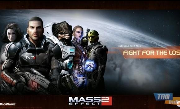 Mass Effect Duvar Kağıtları Ekran Görüntüleri - 2
