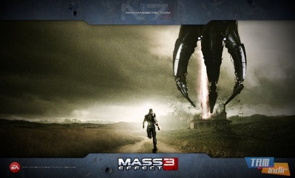 Mass Effect Duvar Kağıtları Ekran Görüntüleri - 1