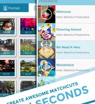 MatchCut Music Video Editor Ekran Görüntüleri - 2