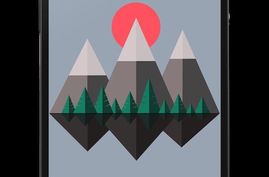Material Islands Ekran Görüntüleri - 2