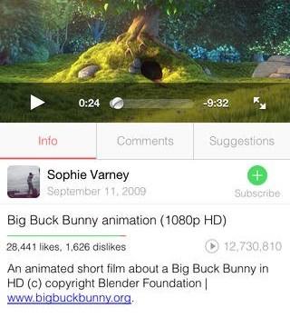 McTube for YouTube Ekran Görüntüleri - 3