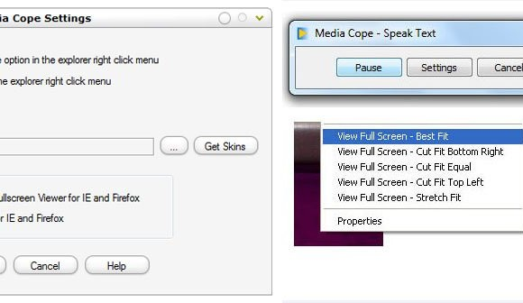 Media Cope Ekran Görüntüleri - 1