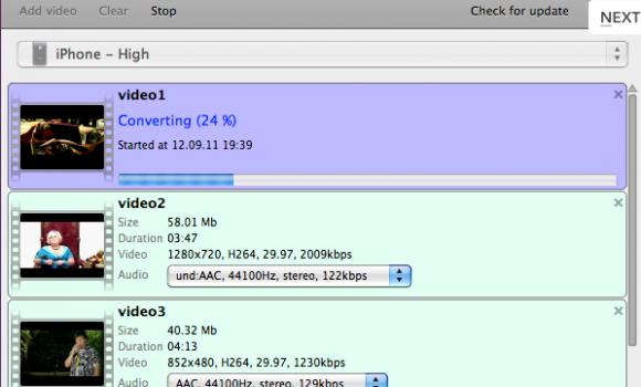 MediaHuman Video Converter Ekran Görüntüleri - 3