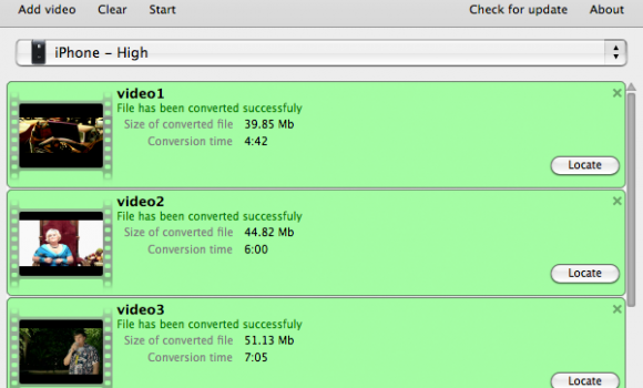MediaHuman Video Converter Ekran Görüntüleri - 2