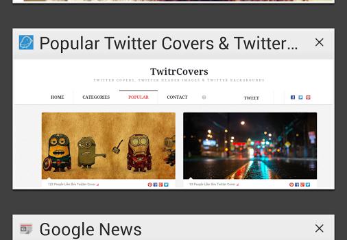 Mercury Browser Ekran Görüntüleri - 3