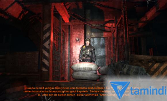 Metro 2033 Türkçe Yama Ekran Görüntüleri - 4