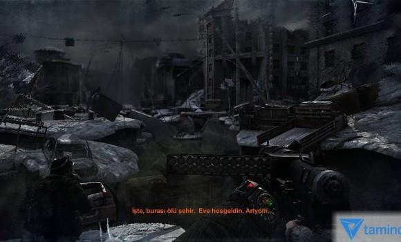 Metro 2033 Türkçe Yama Ekran Görüntüleri - 1