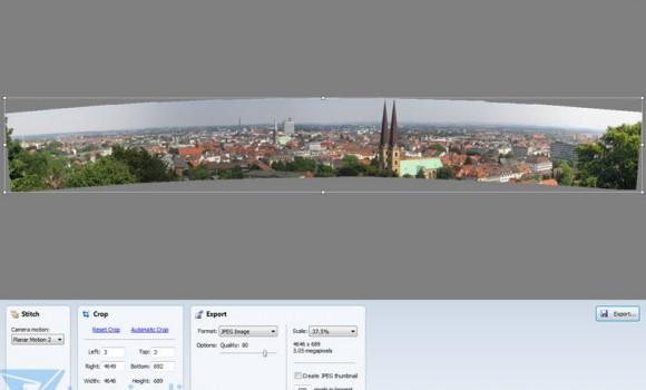 Microsoft Image Composite Editor Ekran Görüntüleri - 1