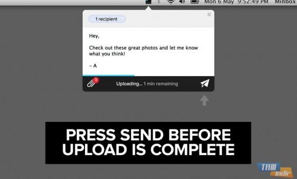 Minbox Ekran Görüntüleri - 2