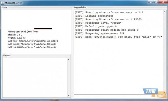 Minecraft Server Ekran Görüntüleri - 4