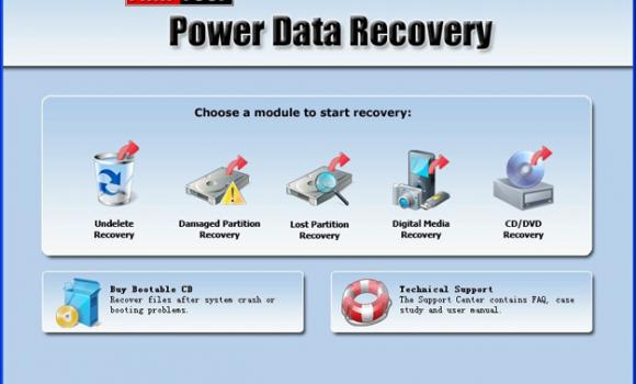 MiniTool Power Data Recovery Free Edition Ekran Görüntüleri - 1