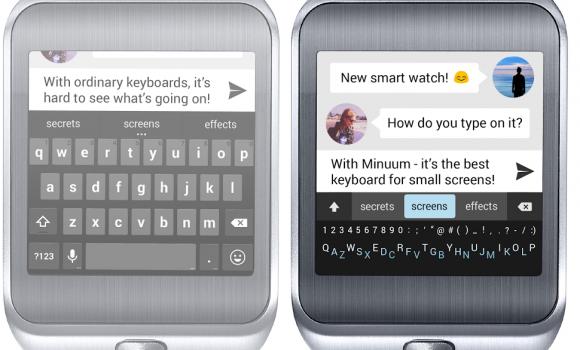 Minuum Keyboard Free Ekran Görüntüleri - 4