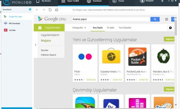 MobileGo Ekran Görüntüleri - 1