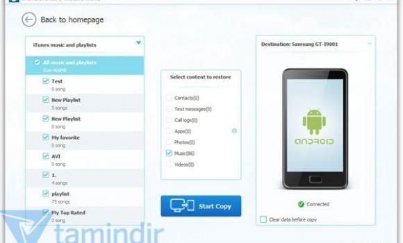 MobileTrans Ekran Görüntüleri - 1