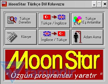 MoonStar MTU Türkçe - İngilizce Sözlük Ekran Görüntüleri - 1