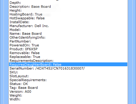 Motherboard Detector Ekran Görüntüleri - 1