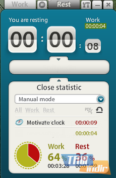 Motivate Clock Ekran Görüntüleri - 3
