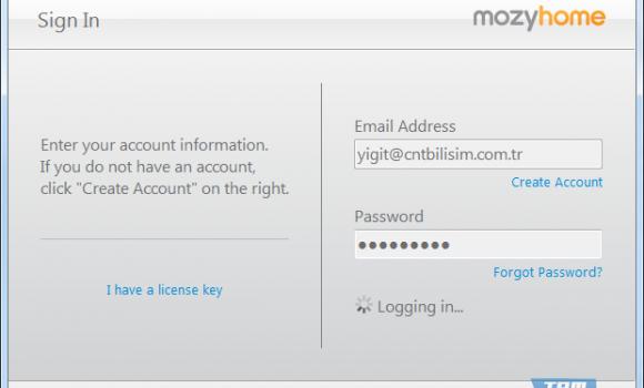 MozyHome Ekran Görüntüleri - 5
