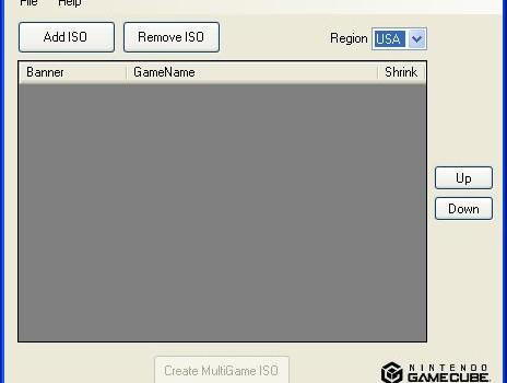 MultiGame ISO Creator Ekran Görüntüleri - 1