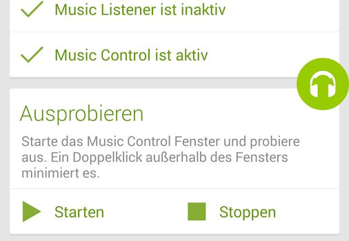 Music Control Ekran Görüntüleri - 5