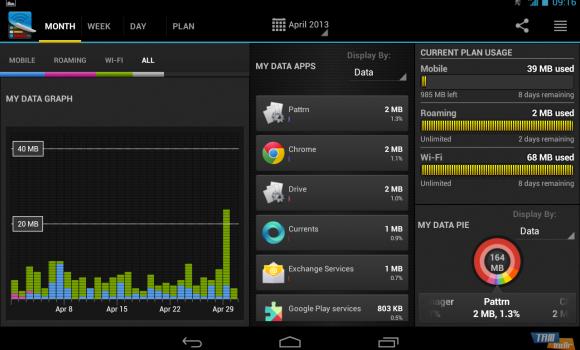 My Data Manager Ekran Görüntüleri - 3