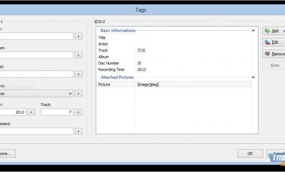 My ID3 Editor Ekran Görüntüleri - 4