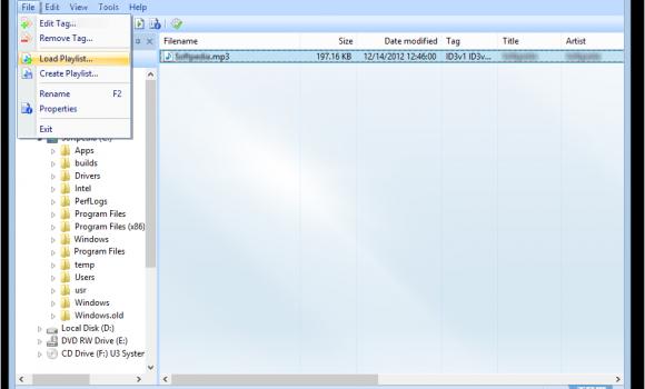 My ID3 Editor Ekran Görüntüleri - 3