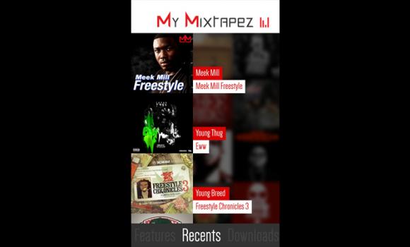My Mixtapez Music Ekran Görüntüleri - 2
