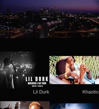 My Mixtapez Music Ekran Görüntüleri - 3