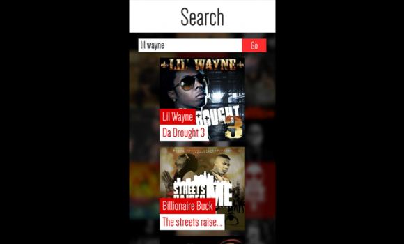 My Mixtapez Music Ekran Görüntüleri - 4