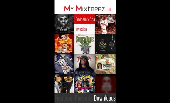My Mixtapez Music Ekran Görüntüleri - 5