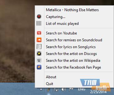 My Music Recognition Ekran Görüntüleri - 1