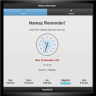 Namaz Reminder Ekran Görüntüleri - 2