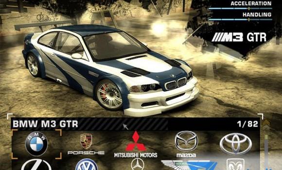 Need for Speed: Most Wanted Save Dosyası Ekran Görüntüleri - 1