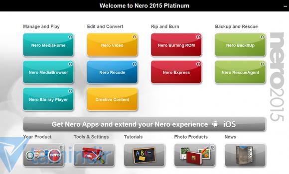 Nero 2015 Classic Ekran Görüntüleri - 5
