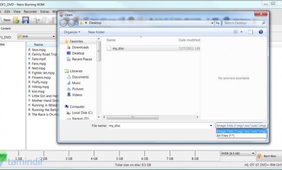 Nero Burning ROM Ekran Görüntüleri - 3