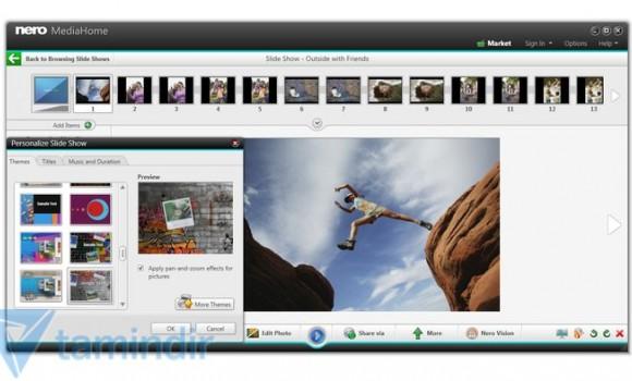 Nero MediaHome Ekran Görüntüleri - 2