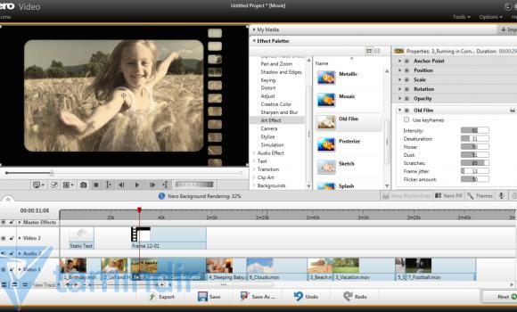Nero Video 2015 Ekran Görüntüleri - 1