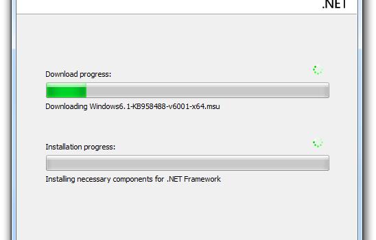 .NET Framework Sürüm 2.0 Yeniden Dağıtılabilir Paketi Ekran Görüntüleri - 1